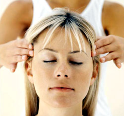 Indian Head Massage #01