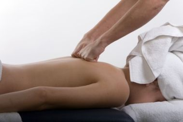 Deep Tissue Massage #02